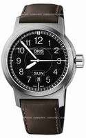 Oris BC3 Sportsman Day Date Mens Wristwatch 735.7640.4164.LS
