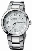 Oris TT1 Day Date Mens Wristwatch 735.7651.4166.MB