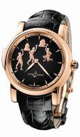 Ulysse Nardin Triple Jack Minute Repeater Mens Wristwatch 736-61/E2