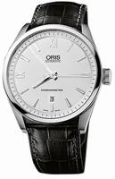Oris Artix Date Chronometer Mens Wristwatch 737.7642.4071.LS-BK