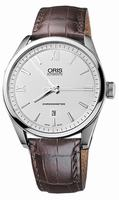 Oris Artix Date Chronometer Mens Wristwatch 737.7642.4071.LS-BR