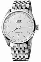 Oris Artix Date Chronometer Mens Wristwatch 737.7642.4071.MB