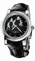 Ulysse Nardin Triple Jack Minute Repeater Mens Wristwatch 739-61/E2