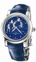 Ulysse Nardin Triple Jack Minute Repeater Mens Wristwatch 739-61/E3