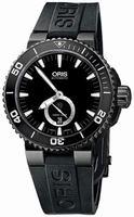 Oris Aquis Titan Mens Wristwatch 739.7674.7754.RS