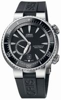 Oris Divers Titan C Small Second Date Mens Wristwatch 743.7638.7454.RS