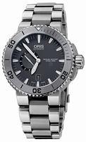 Oris Aquis Mens Wristwatch 743.7664.7253.MB