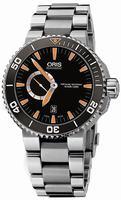 Oris Aquis Small Second Mens Wristwatch 743.7673.4159.MB