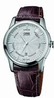 Oris Artelier Small Second Pointer Date Mens Wristwatch 74576664051LS