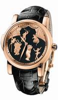 Ulysse Nardin Circus Aventurine Minute Repeater Mens Wristwatch 746-88