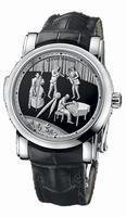 Ulysse Nardin Jazz Minute Repeater Mens Wristwatch 749-88