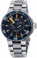 Oris Aquis Regulateur Tubbataha Mens Wristwatch 749.7663.7185.MB