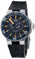 Oris Aquis Regulateur Tubbataha Mens Wristwatch 749.7663.7185.RS