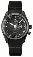 Zenith El Primero Retrotimer Mens Wristwatch 75.2030.4055-21.R580