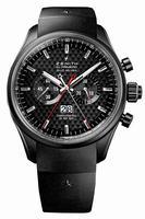 Zenith El Primero Rattrapante Chronograph Mens Wristwatch 75.2050.4026-21.R530