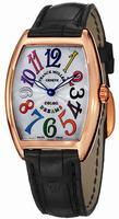 Franck Muller CintrexCurvx Ladies Wristwatch 7502QZCOLDRM5N