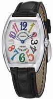 Franck Muller CintrexCurvx Ladies Wristwatch 7502QZCOLDRMSS