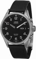 Oris Big Crown ProPilot Day Date Mens Wristwatch 752.7698.4164.LS