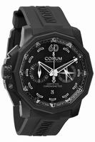 Corum Admirals Cup Chronograph 50 LHS Mens Wristwatch 753.231.95-0371.AN13