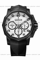 Corum Admirals Cup Black Challenge 44 Mens Wristwatch 753.691.98-F371-AA12