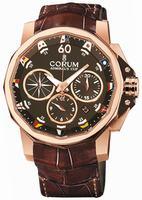 Corum Admirals Cup Challenge 44 Mens Wristwatch 753.692.55-0002-AG12