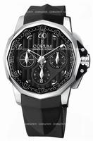 Corum Admirals Cup Challenger 44 Chrono Mens Wristwatch 753.771.20-F371-AN15