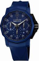 Corum Admirals Cup Challenger 44 Mens Wristwatch 753.807.02-F373-AB