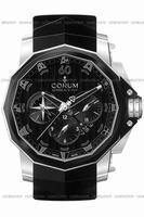 Corum Admirals Cup Chronograph 48 Mens Wristwatch 753.935.06.0371-AN52