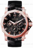 Corum Admirals Cup Chronograph 48 Mens Wristwatch 753.936.55.0081-AN32