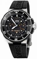 Oris Pro Diver Pointer Moon Mens Wristwatch 761.7682.71.54.RS