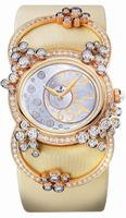 Audemars Piguet Millenary Precieuse Rose Gold Diamonds Ladies Wristwatch 77227OR.ZZ.A012SU.01