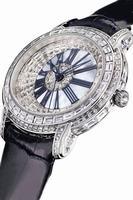Audemars Piguet Millenary Baguette-Cut Diamonds Ladies Wristwatch 77306BC.ZZ.D025SU.01
