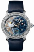 Audemars Piguet Millenary Starlit Sky Ladies Wristwatch 77316BC.ZZ.D007SU.01