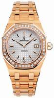 Audemars Piguet Royal Oak Lady Automatic Wristwatch 77321OR.ZZ.1230OR.01