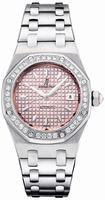 Audemars Piguet Royal Oak Lady Automatic Wristwatch 77321ST.ZZ.1230ST.02