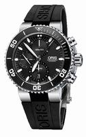 Oris Aquis Chronograph Mens Wristwatch 774.7655.4154.RS