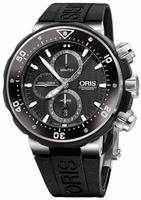 Oris Raid  Mens Wristwatch 774.7683.71.54.SET