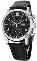 Oris Raid 2013 Limited Edition Mens Wristwatch 775.7686.4084.SET