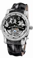 Ulysse Nardin Genghis Khan Mens Wristwatch 780-81