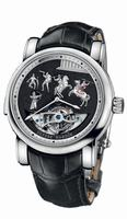 Ulysse Nardin Alexander the Great Mens Wristwatch 780-90