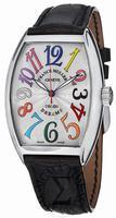 Franck Muller CintrexCurvx Mens Wristwatch 7851SCCOLDRMSS
