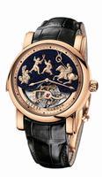 Ulysse Nardin Genghis Khan Mens Wristwatch 786-82