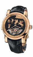 Ulysse Nardin Alexander the Great Mens Wristwatch 786-90