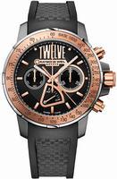 Raymond Weil Nabucco Cuore Caldo Twelve Mens Wristwatch 7900-SR-SPE12