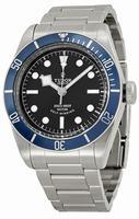 Tudor Heritage Black Bay Mens Wristwatch 79220B-BKSSS