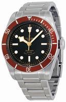 Tudor Heritage Black Bay Automatic Mens Wristwatch  79220R-BKSS