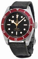 Tudor Heritage Black Bay Mens Wristwatch 79220R-BKLS