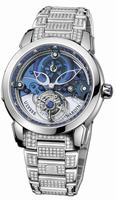 Ulysse Nardin Royal Blue Tourbillon Mens Wristwatch 799-82-8