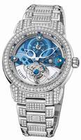 Ulysse Nardin Royal Blue Tourbillon Mens Wristwatch 799-83-8