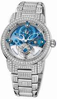Ulysse Nardin Royal Blue Tourbillon Mens Wristwatch 799-83-8F